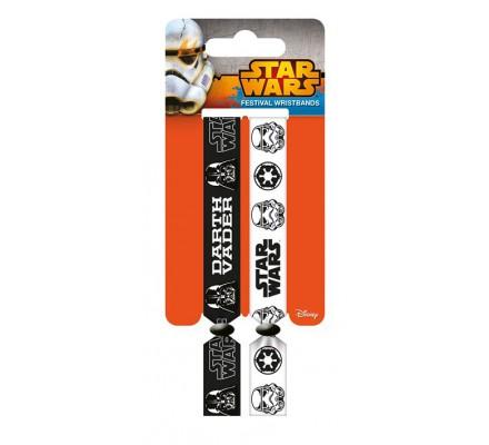 Pack de 2 Bracelets Empire Star Wars