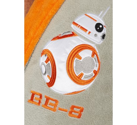 Peignoir Adulte BB8 Star Wars
