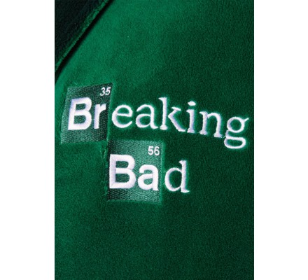 Peignoir Adulte Vert Heisenberg Breaking Bad