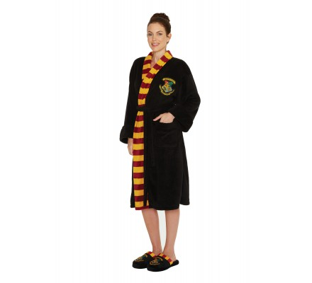 Peignoir Femme Poudlard Harry Potter