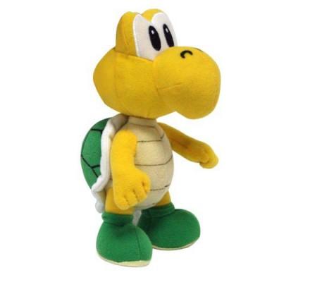 Peluche Koopa Mario 20cm Nintendo
