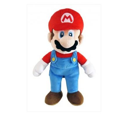 Peluche Mario 20cm Nintendo