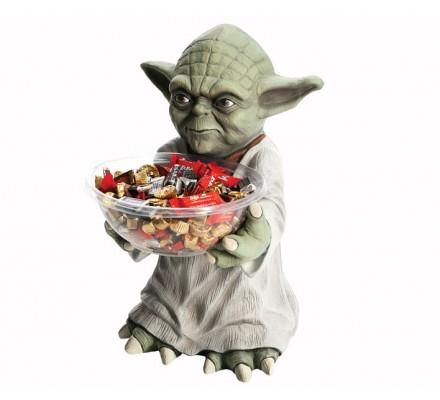 Porte-Bonbons Yoda 50 cm Star Wars