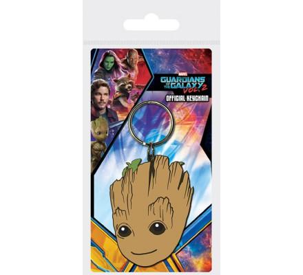 Porte-clés Groot Head Gardiens de la Galaxie