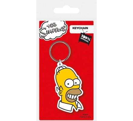 Porte-clés Caoutchouc Homer Simpsons