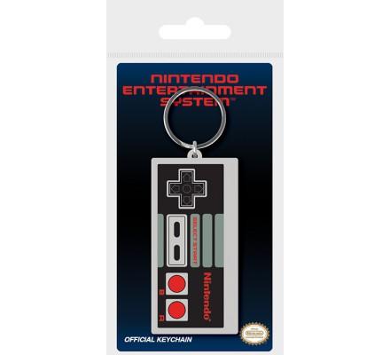 Porte-clés Manette NES Geek