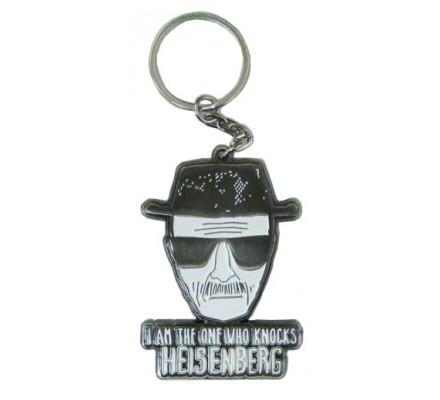 Porte-clés Métal Heisenberg Breaking Bad