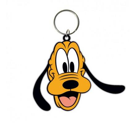 Porte-clés Pluto Disney