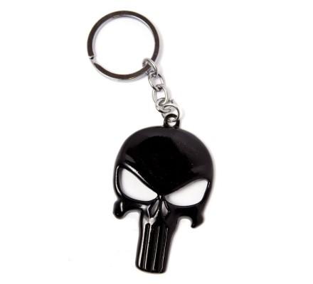 Porte-clés Skull Métal Punisher