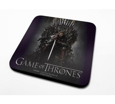 Sous-Verre Throne 10 x 10cm Game of Thrones