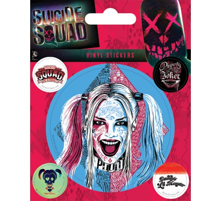 Stickers Harley Quinn Suicide Squad