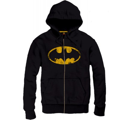 Sweat Noir Logo Vintage Batman