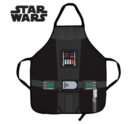 Tablier Cuisine Enfant Dark Vador Star Wars