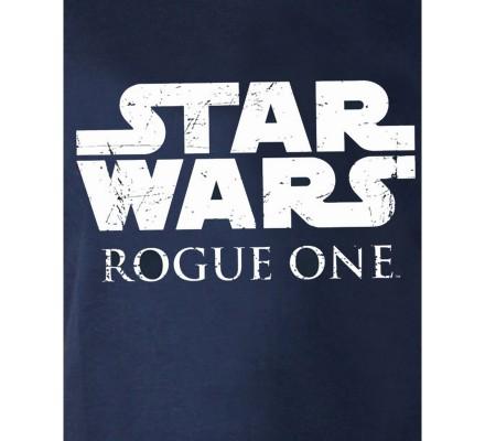 Tee-Shirt Bleu Rogue One Star Wars