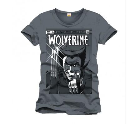 Tee-Shirt Gris Série Limitée Wolverine