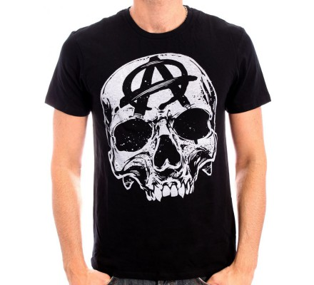 Tee-Shirt Homme Skull Sons of Anarchy