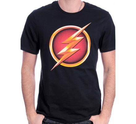 Tee Shirt Logo 3D Flash