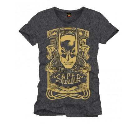 Tee-Shirt Noir Beware Batman