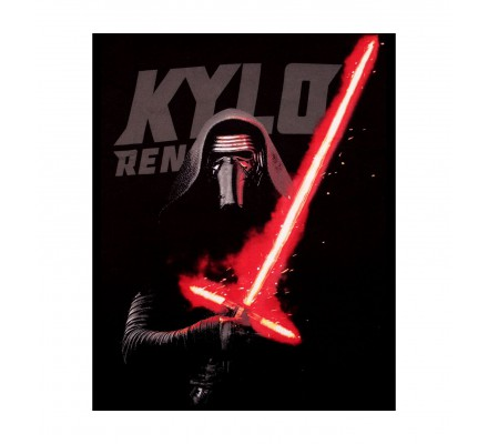 Tee-Shirt Noir Kylo Sith Revival Star Wars