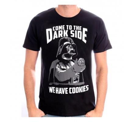 Tee-Shirt We Have Cookies Star Wars