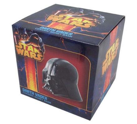 Tirelire Dark Vador Céramique Star Wars