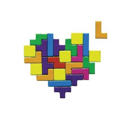 Aimants Frigo Tetris