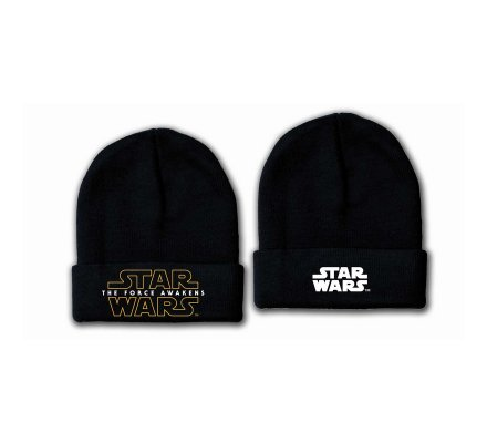Bonnet Noir The Force Awakens Star Wars