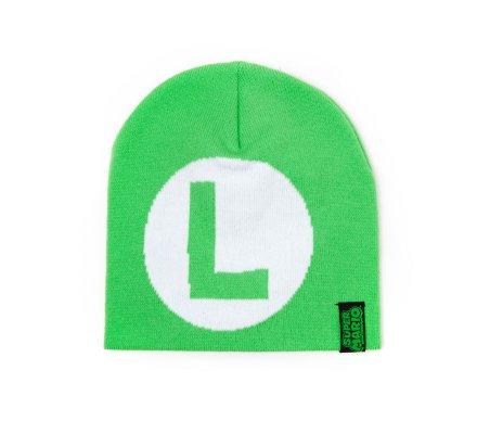 Bonnet Vert Luigi Nintendo
