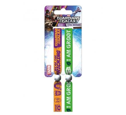 Bracelets Gardiens de la Galaxie Groot