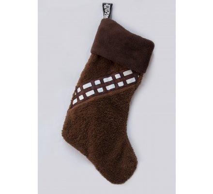 Chaussette de Noël Chewbacca Star Wars