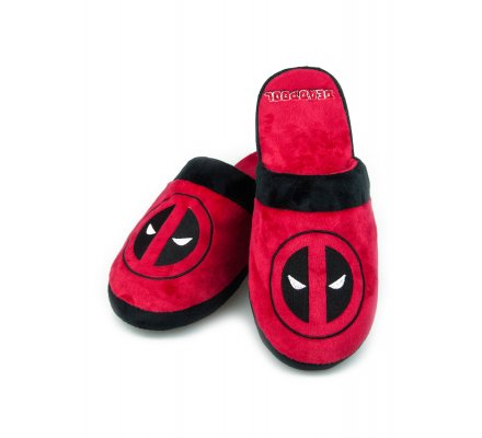 Chaussons Adulte Deadpool