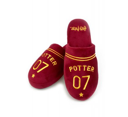 Chaussons Adulte Quidditch Potter 07 Harry Potter
