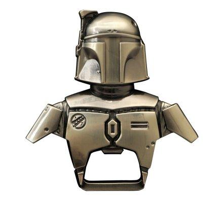 Décapsuleur magnétique métal Boba Fett 10 cm Star Wars