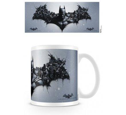 Mug Arkham Origins Logo Batman