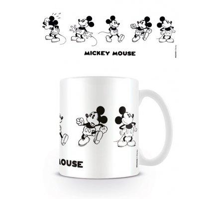 Mug Blanc Mickey Mouse Vintage Disney