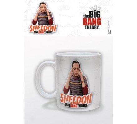 Mug Blanc Sheldon The Big Bang Theory