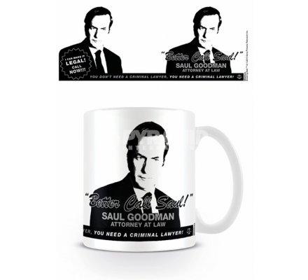 Mug Can Make It Legal Better Call Saul