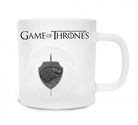 Mug Céramique Logo 3D Game of Thrones