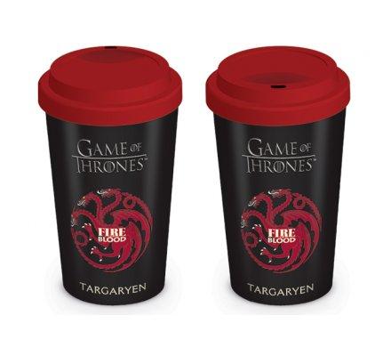 Mug de voyage Targaryen Game of Thrones