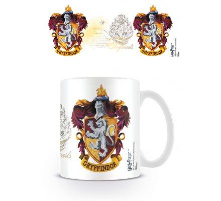 Mug Gryffindor Harry Potter