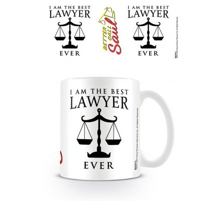 Mug I Am The Best Lawyer Ever Better Call Saul