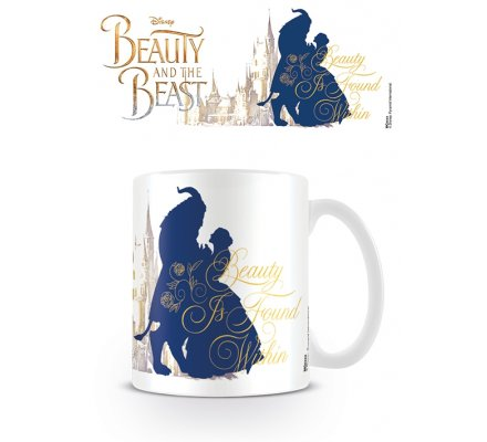 Mug La Belle et la Bête Disney