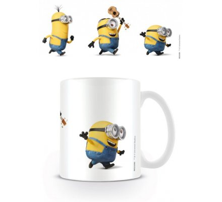 Mug Minions Groupe Moi Moche et Méchant