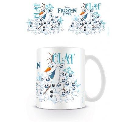 Mug Olaf Reine des Neiges