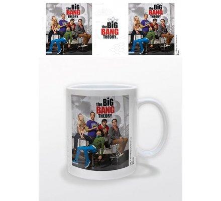 Mug Portrait The Big Bang Theory