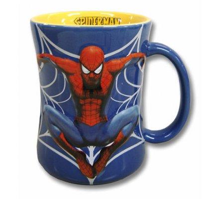 Mug Relief Spiderman