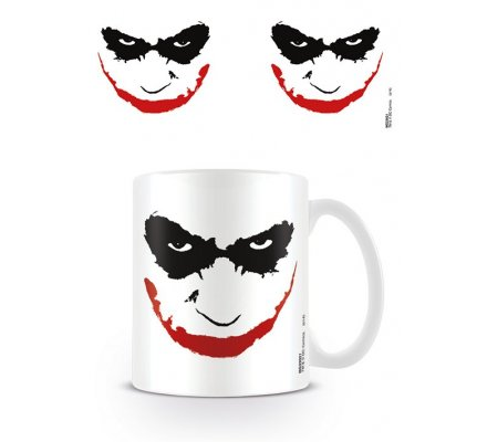 Mug The Dark Knight Joker Face Batman