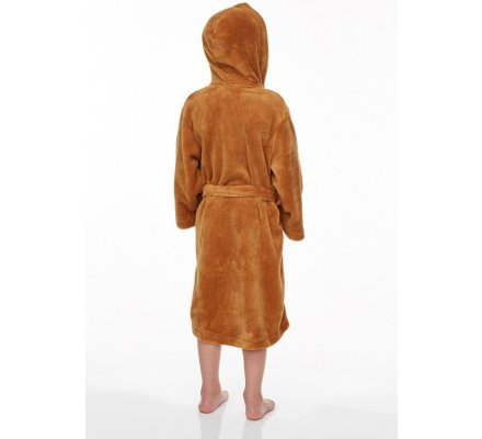 Peignoir Enfant Marron Jedi Star Wars