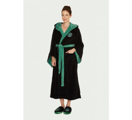 Peignoir Femme Serpentard Harry Potter