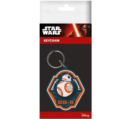 Porte-clés Caoutchouc BB8 Star Wars